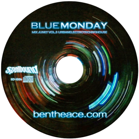 SD-1006 BLUE MONDAY